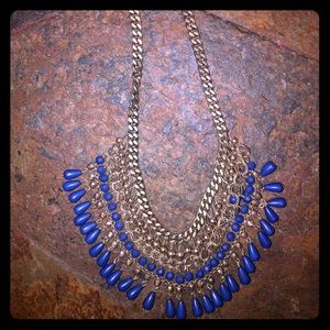Jewelry - Cobalt Blue Necklace